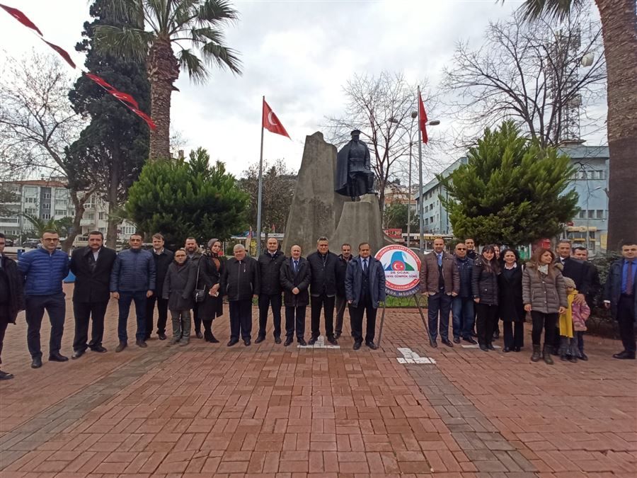 Mudanya Gümrük Müdürlüğü 26 Ocak Gümrük Günü Kutlamaları